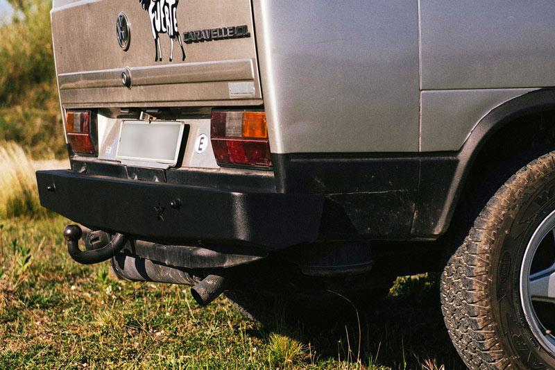 Paragolpes trasero para volkswagen T3 - todos los modelos  - Todos los modelos