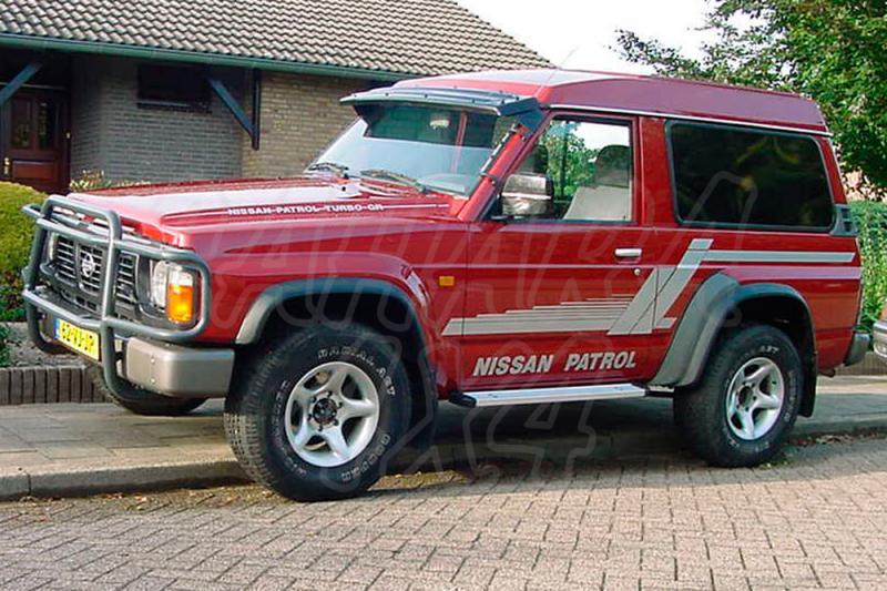 Parasol del cristal delantero, Patrol GR Y60 - Nissan patrol GR Y60