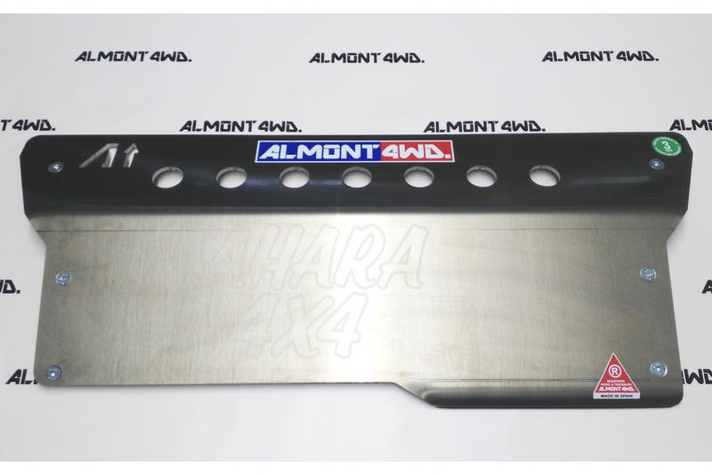 Protectores Almont para Jeep Wrangler JL
