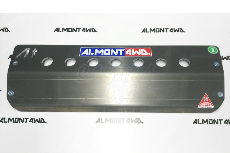Protectores Almont para Jeep Wrangler TJ - Duraluminio H111 6 mm o 8mm