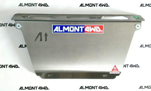 Protector Frontal Almont 4WD para Mitsubishi Montero Sport
