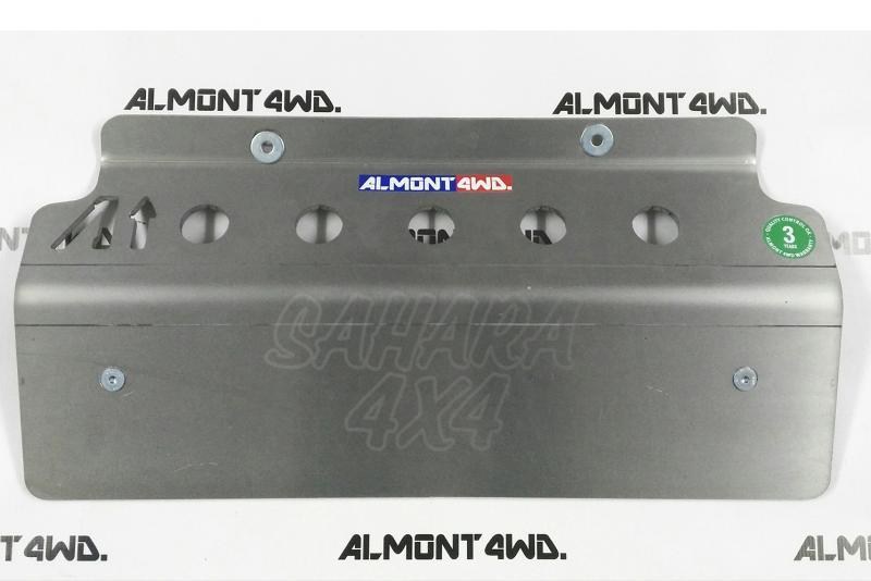 Protectores Almont para Mercedes-Benz G Series - Duraluminio H111 6 mm o 8mm , No valido para modelos con paragolpes AMG