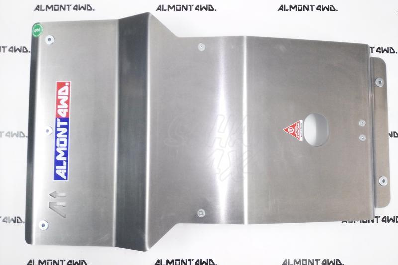 Protectores Almont para Mitsubishi L200
