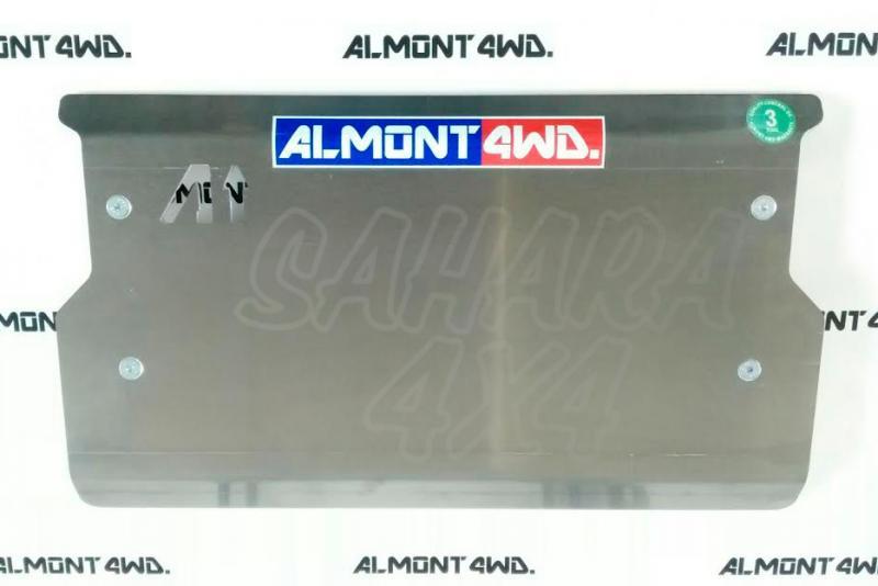 Protectores Almont para Toyota Land Cruiser HDJ-FZJ80