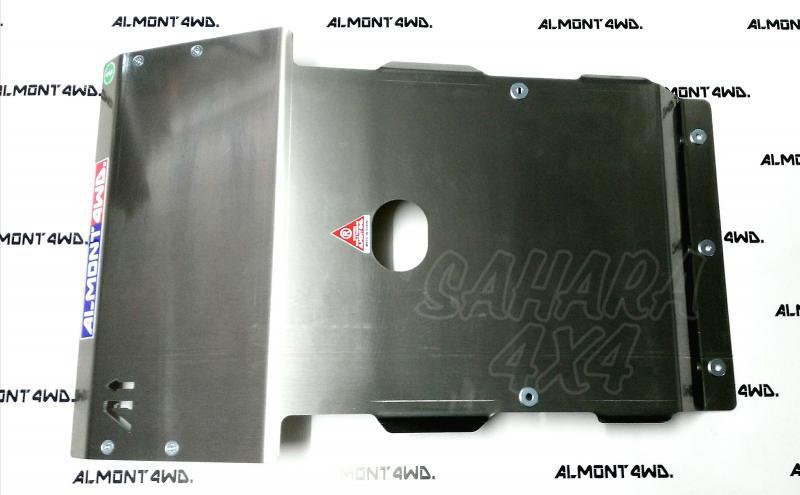 Protectores Almont para Toyota Land Cruiser KZJ KDJ 90/95