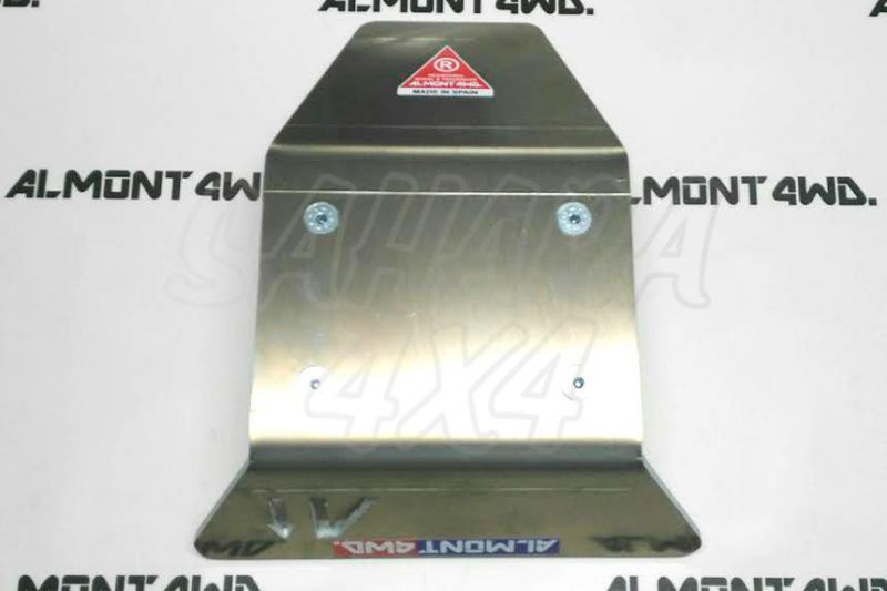 Protectores Almont para Toyota FJ Cruiser - Duraluminio H111 6 mm o 8mm