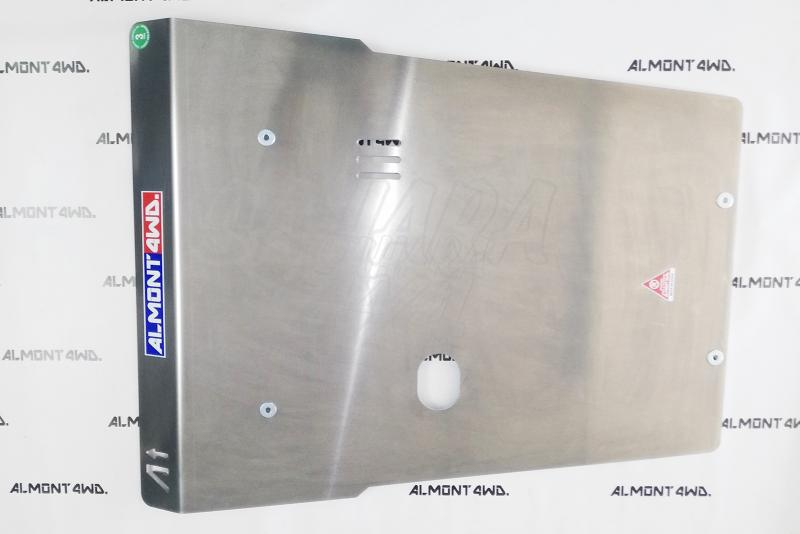 Protectores Almont para Volkswagen Transporter T5 - Duraluminio H111 6mm o 8 mm