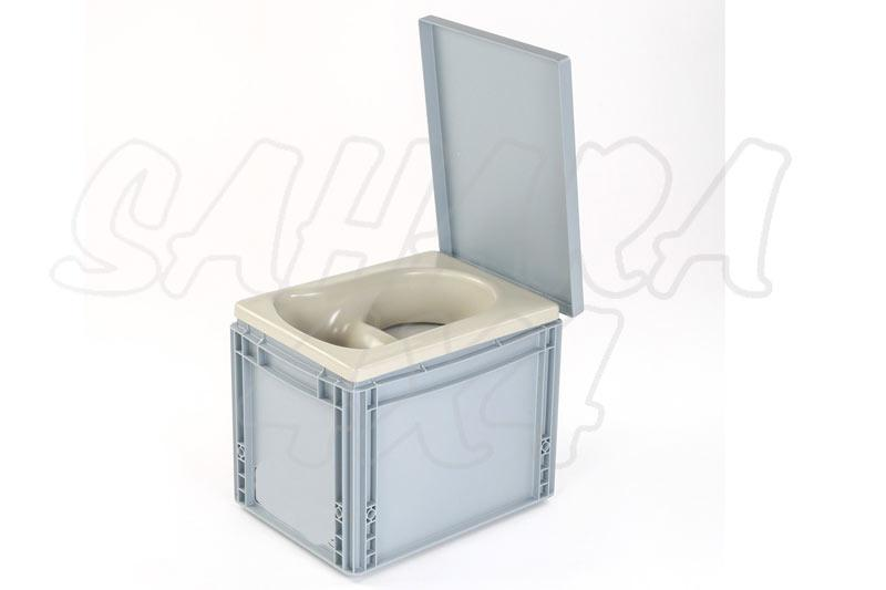 Potty WC Mini inodoro seco