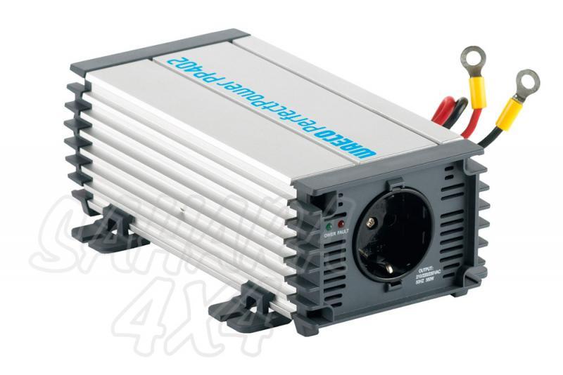 Transformador de 12v a 220 v 350w continuo 700w pico - Transforma la corriente de 12v a 220v