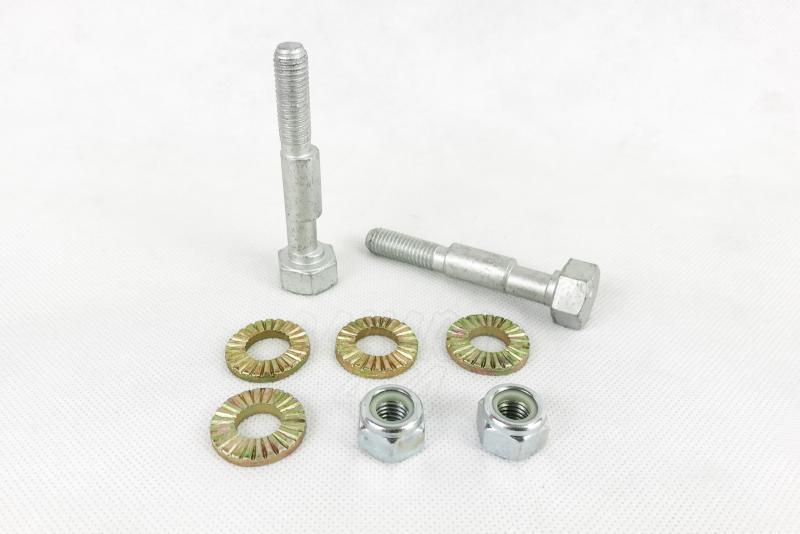 Tornillos Excentricos para amortiguador delantero Vitara. - Precio por pareja , cada amortiguador necesita un tornillo.