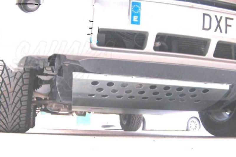 Cubrecarter y Cubrebajos Nissan X-Trail