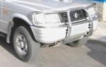 Estribos para gato Hi-lift Galloper Super Exceed - Modelos 3 puertas/5 puertas (especificar modelo)
