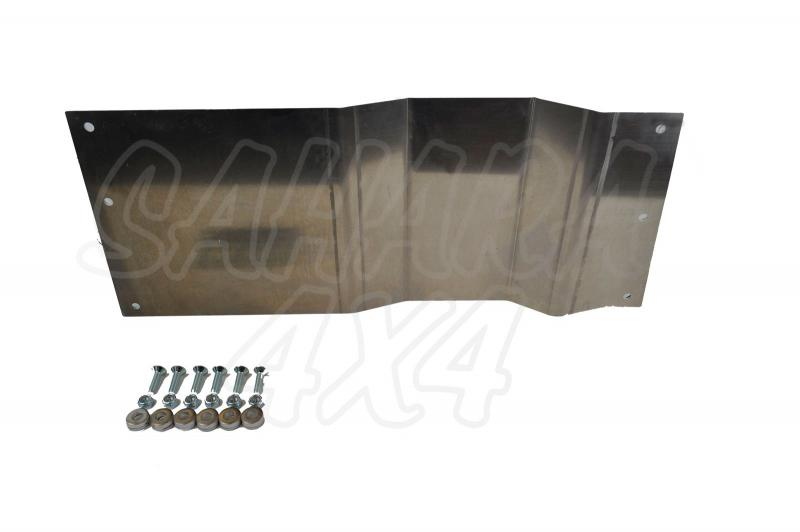 Protector de transfer 8mm para Suzuki Samurai SJ410/413 - En aluminio 8 mm