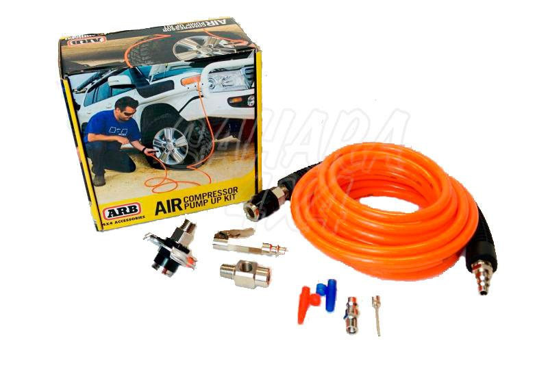Kit de Inflado de aire 6 mtrs ARB PUKT171302 - Valido solo para Compresor ARB CKMA12