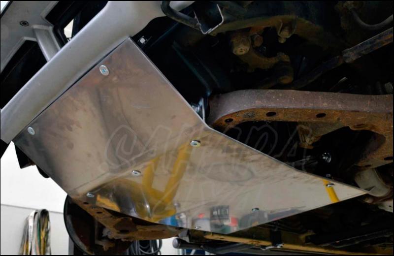 Protector Delantero para Suzuki Vitara - Válido con paragolpes Original