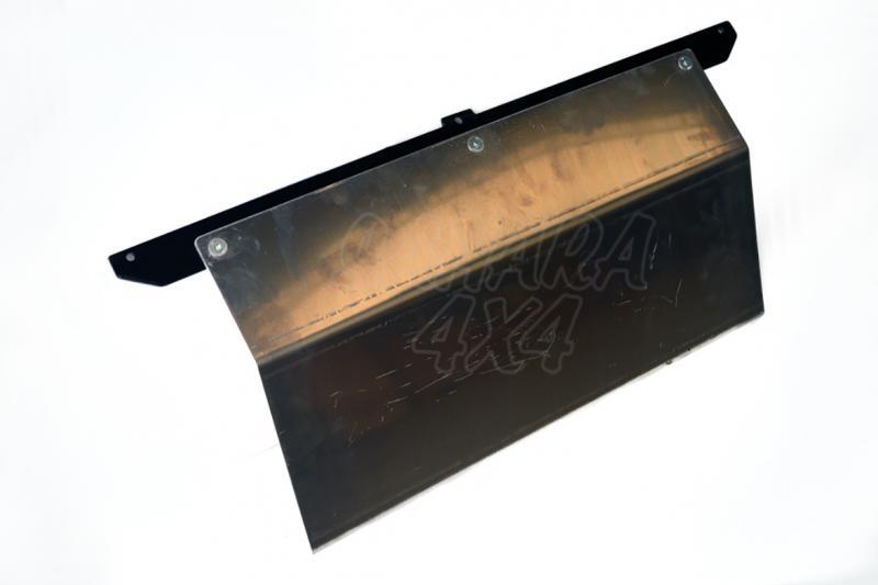 Protector de Deposito para Suzuki Vitara - Fabricado en Aluminio de 5mm