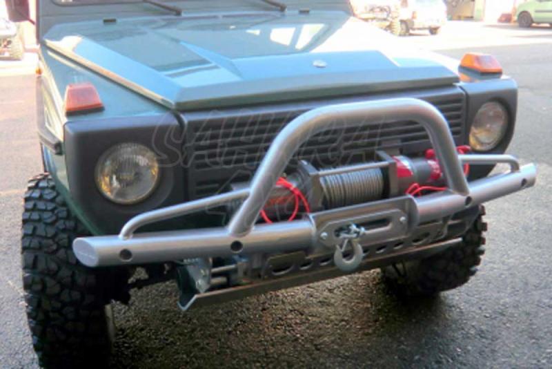Protector de barras de direccion Dural 10mm Mercedes G -