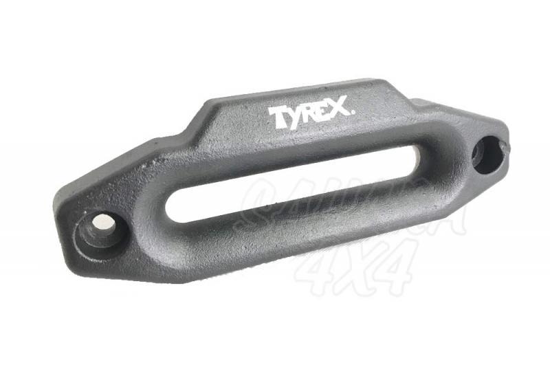 Guia Fija HD de acero para cable de acero/fibra - Especifica para cables de acero y Sinteticos