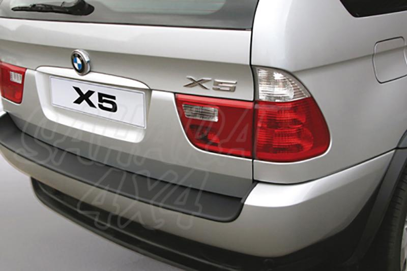 Protector Paragolpes Trasero para BMW X5 -2006