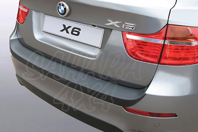 Protector Paragolpes Trasero para BMW X6 2008-2012