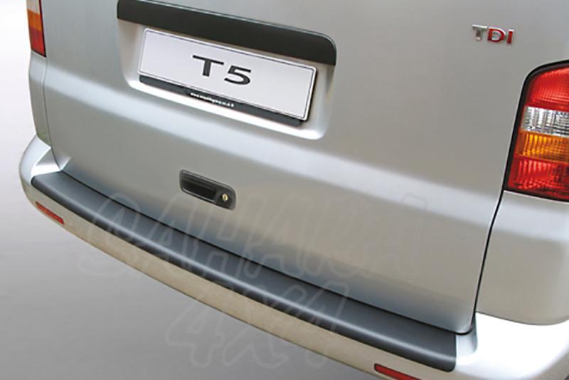 Protector Paragolpes Trasero para Volkswagen Transporter T5 2003-2012 - La solución para proteger la parte superior del paragolpes trasero