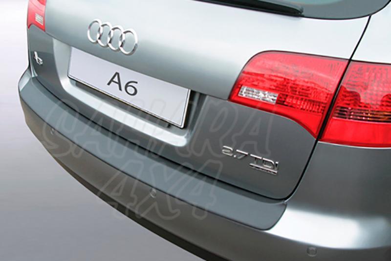 Protector Paragolpes Trasero para Audi A6 Allroad 2004-2011 - La solución para proteger la parte superior del paragolpes trasero