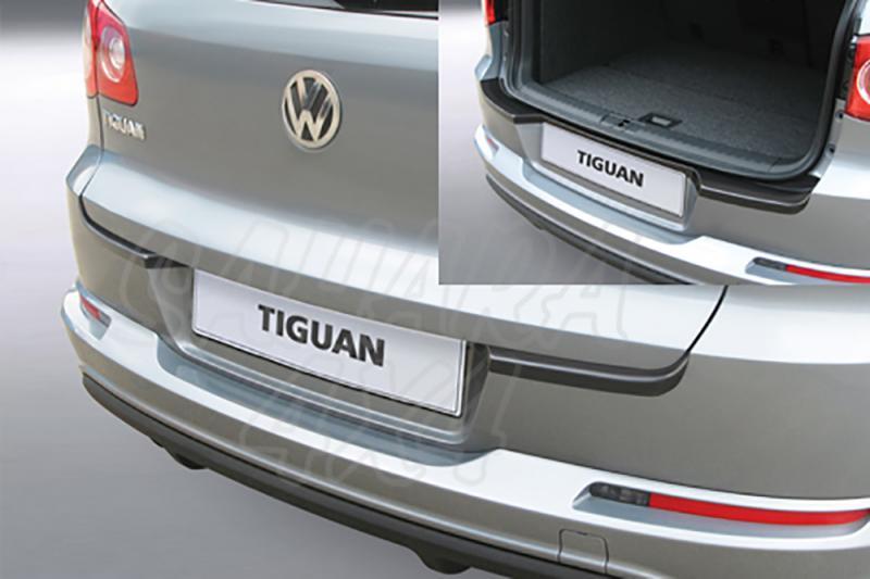 Protector Paragolpes Trasero para Volkswagen Tiguan 2007-2016 - La solución para proteger la parte superior del paragolpes trasero