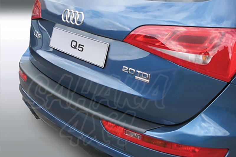 Protector Paragolpes Trasero para Audi Q5 - La solución para proteger la parte superior del paragolpes trasero