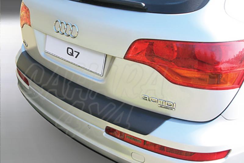 Protector Paragolpes Trasero para Audi Q7 2006-2015