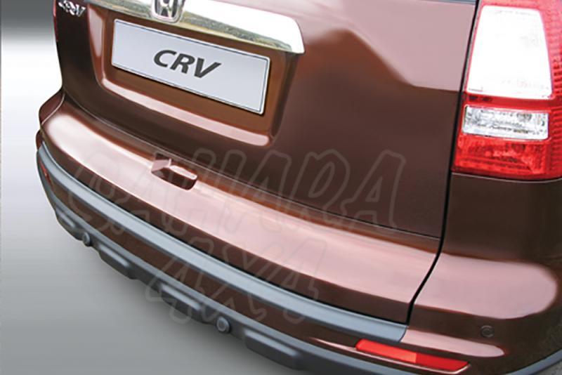 Protector Paragolpes Trasero para Honda CRV 2012-2015 - La solución para proteger la parte superior del paragolpes trasero