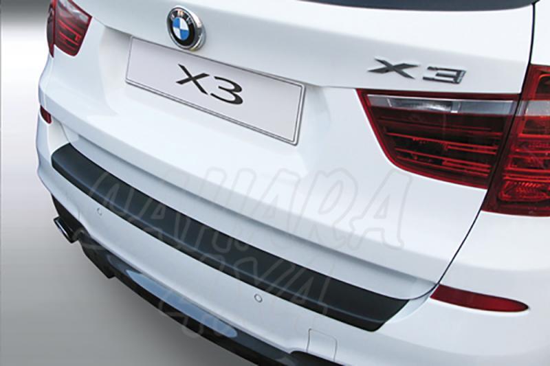 Protector Paragolpes Trasero para BMW X3