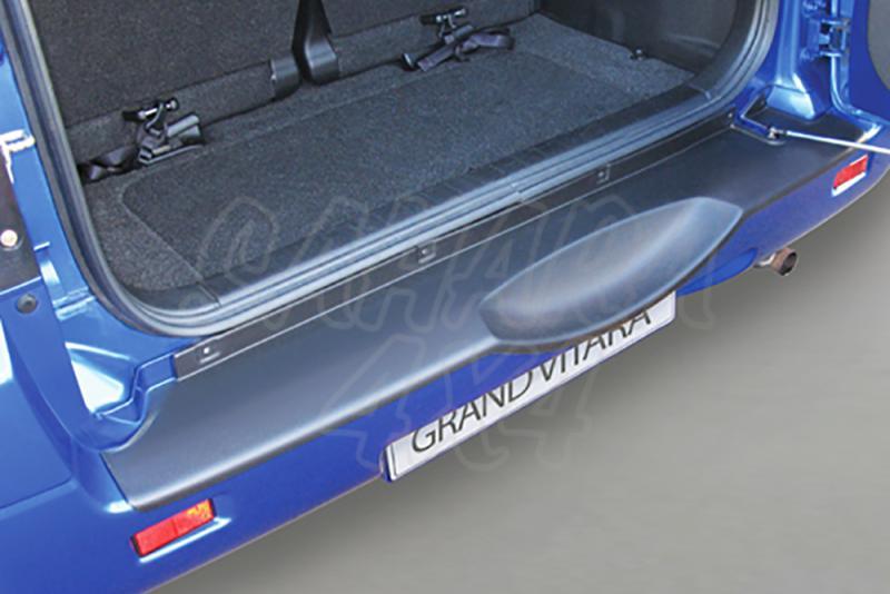 Protector Paragolpes Trasero para Suzuki Grand Vitara 2005-2015 - La solución para proteger la parte superior del paragolpes trasero
