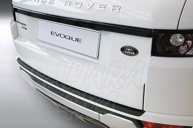 Protector Paragolpes Trasero para Range Rover Evoque 5DR  - La solución para proteger la parte superior del paragolpes trasero