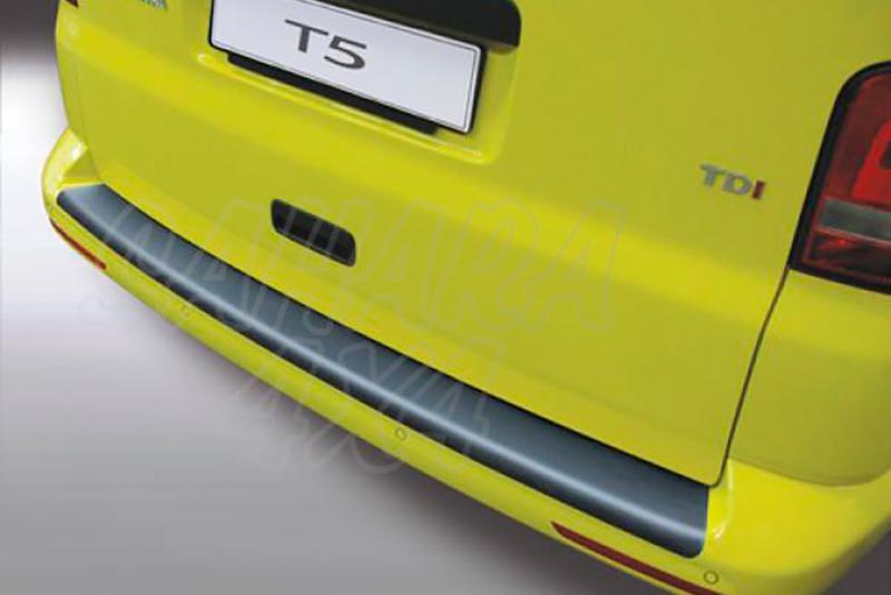 Protector Paragolpes Trasero para Volkswagen Transporter T5 2012-2015 - La solución para proteger la parte superior del paragolpes trasero