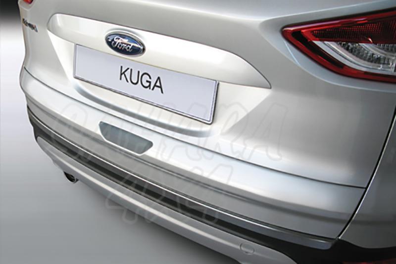 Protector Paragolpes Trasero para Ford Kuga MK2 2013- - La solución para proteger la parte superior del paragolpes trasero
