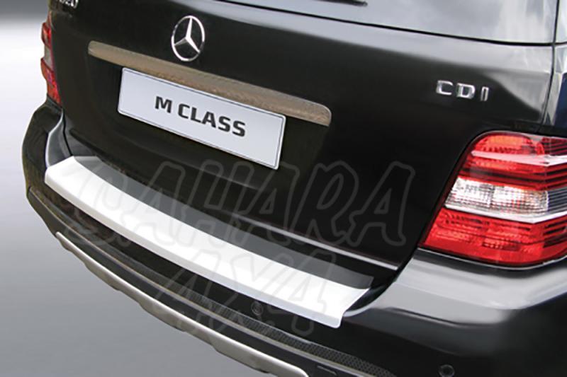 Protector Paragolpes Trasero para Mercedes-Benz Classe M 2005-2011 - La solución para proteger la parte superior del paragolpes trasero