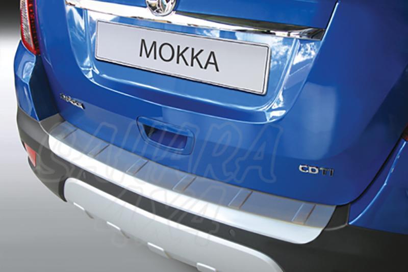 Protector Paragolpes Trasero para Opel Mokka - La solución para proteger la parte superior del paragolpes trasero