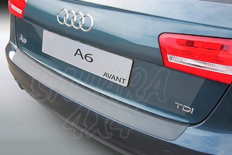 Protector Paragolpes Trasero para Audi A6 Allroad 2011-2014 - La solución para proteger la parte superior del paragolpes trasero