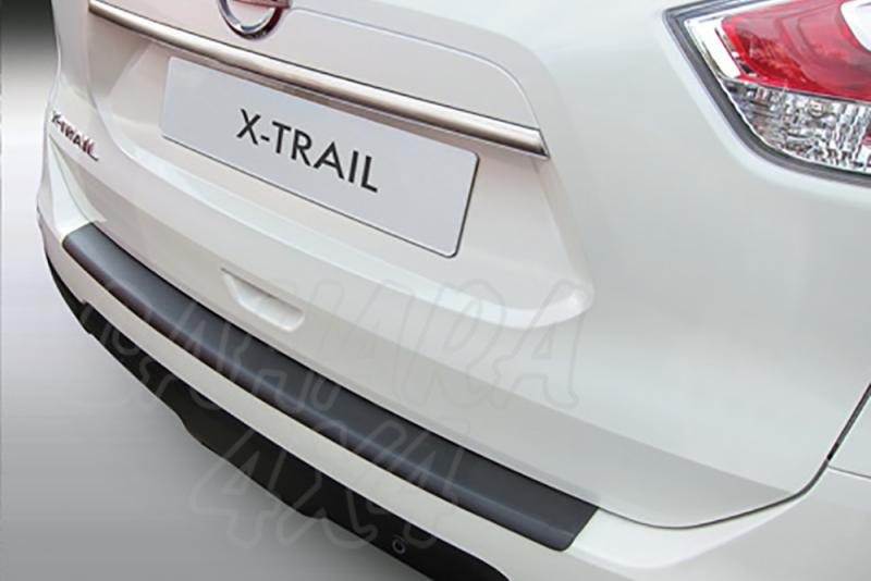 Protector Paragolpes Trasero para Nissan X-Trail 2014-