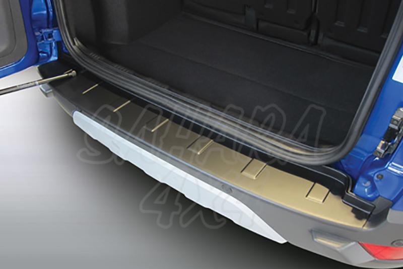 Protector Paragolpes Trasero para Ford Ecosport 2014- - La solución para proteger la parte superior del paragolpes trasero
