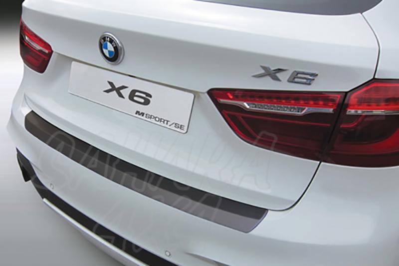 Protector Paragolpes Trasero para BMW X6