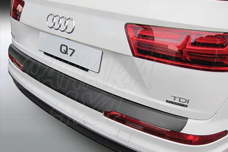 Protector Paragolpes Trasero para Audi Q7 2015-