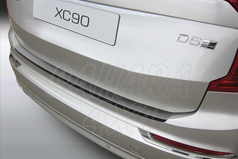Protector Paragolpes Trasero para Volvo XC90 2015- - La solución para proteger la parte superior del paragolpes trasero