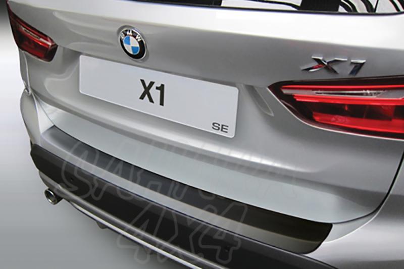 Protector Paragolpes Trasero para BMW X1 2015-