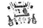 Kit elevacion Rough Country 15.24 cm Dodge Ram 1500 4WD 12-15 - Kit Completo