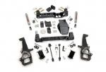 Kit elevacion Rough Country 15.24 cm Dodge Ram 1500 4WD 06-08 - Kit Completo