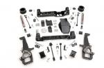 Kit elevacion Rough Country 10.16 cm Dodge Ram 1500 4WD 09-11 - Kit Completo