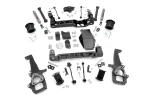 Kit elevacion Rough Country 15.24 cm Dodge Ram 1500 4WD 09-11 - Kit Completo