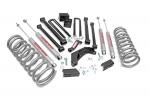 Kit elevacion Rough Country 12.7 cm Dodge Ram 1500 00-01 - Kit Completo
