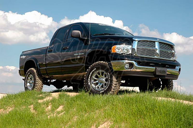 Kit elevacion Rough Country 12.7 cm Dodge Ram 1500 02-05 - Kit Completo